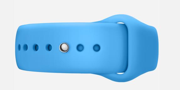 Armband Blue