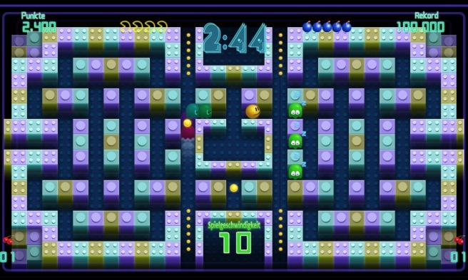 Pac-Man Pacmania